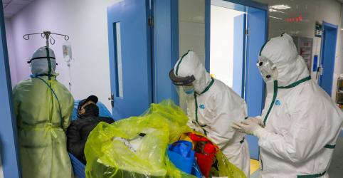 Placeholder - loading - Província de Hubei, na China, registra 116 novas mortes por coronavírus em 13 de fevereiro, com 4.823 novos casos