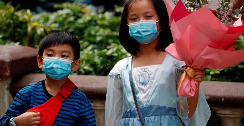 Placeholder - loading - China vai construir nova fábrica de máscaras de proteção para acelerar combate a coronavírus