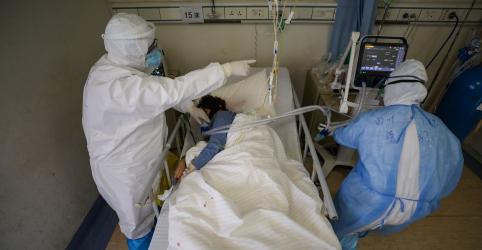 Placeholder - loading - Imagem da notícia China pode adiar reuniões políticas e parlamentares anuais devido ao coronavírus