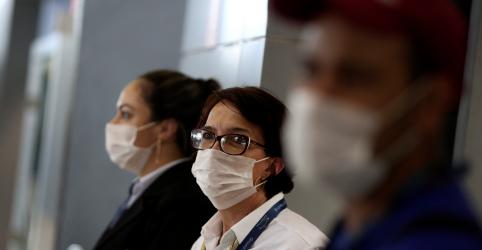 Cai para 3 casos suspeitos de novo coronavírus no país, diz ministério