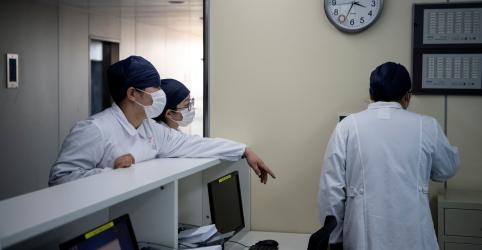 Placeholder - loading - Imagem da notícia Empresas chinesas no Brasil enviam doações para ajudar país contra coronavírus
