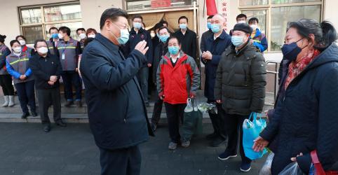 China pode cumprir meta de crescimento para 2020 apesar de coronavírus, diz Xi