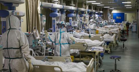 Província de Hubei registra 132 mortes por coronavírus em 18 de fevereiro e 1.693 novos casos