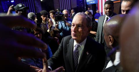 Placeholder - loading - Bloomberg venderá empresa se for eleito presidente dos EUA, diz campanha
