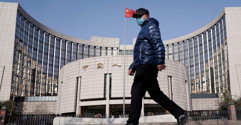 BC da China vê impacto limitado sobre economia de coronavírus