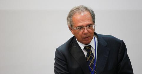 Guedes reitera câmbio desvalorizado e minimiza eventual nervosismo entre Congresso e Executivo