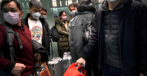 Placeholder - loading - Imagem da notícia Coronavírus está afundando economia global em recessão, diz OCDE