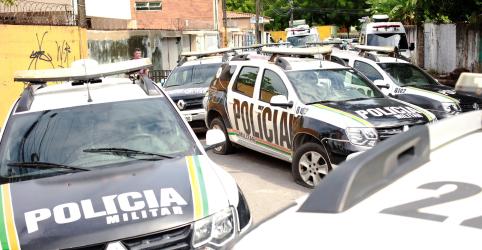 Placeholder - loading - Policiais do Ceará encerram paralisação após quase duas semanas
