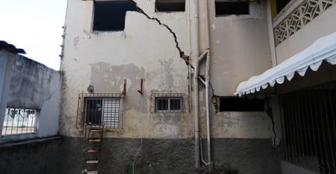 Placeholder - loading - Imagem da notícia ESPECIAL-Rachaduras em Maceió expõem riscos bilionários para Braskem e drama de milhares