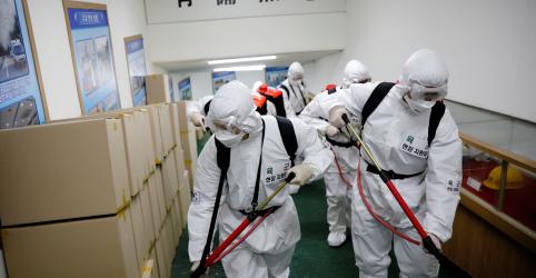Placeholder - loading - Imagem da notícia Disseminação do coronavírus leva mundo a 'território desconhecido', diz OMS