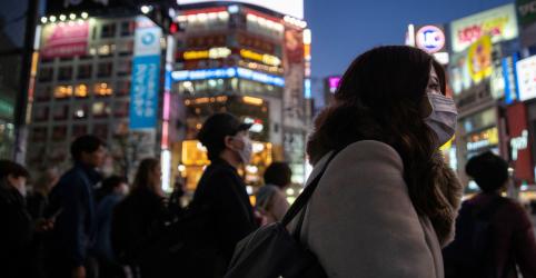 Casos de coronavírus no Japão ultrapassam 1.000 e governo reitera planos para Olimpíada