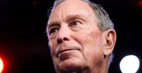 Placeholder - loading - Imagem da notícia Bloomberg reavaliará campanha após fracasso de aposta em anúncios para a Super Terça