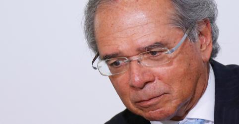 Placeholder - loading - Imagem da notícia Economia pode ter crescido 1,4% se IBGE tiver mantido histórico de erro, diz Guedes