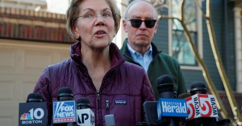 Warren desiste de corrida presidencial dos EUA; Biden e Sanders agravam guerra de palavras