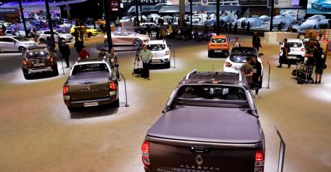 Placeholder - loading - Produção de veículos está sob risco de interrupções, montadoras cancelam salão do automóvel
