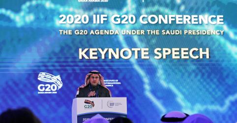 Placeholder - loading - Imagem da notícia Líderes do G20 prometem medidas apropriadas para combater efeitos do coronavírus
