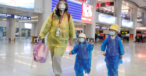 Placeholder - loading - China se compromete a evitar retomada da epidemia de coronavírus
