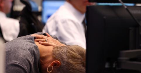 Bolsas europeias fecham em mínima de 8 meses após preços do petróleo despencarem