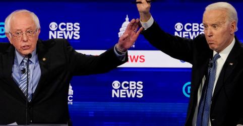 Saída de Warren aumenta apoio a Biden, e não a Sanders, diz pesquisa Reuters/Ipsos