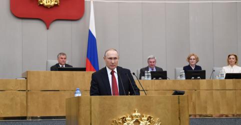 Placeholder - loading - Parlamento russo aprova mudanças que autorizam Putin a concorrer novamente à Presidência