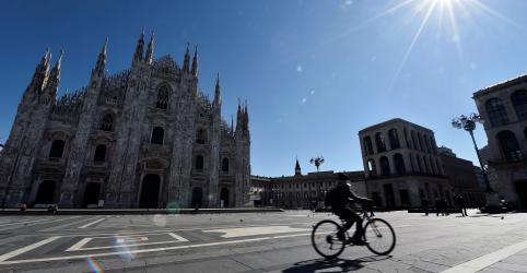 Placeholder - loading - Itália aumentará gastos contra coronavírus; total de mortes sobe para 827