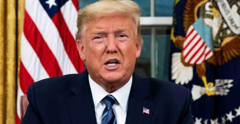 Trump restringe viagens da Europa para os EUA como medida de combate ao coronavírus