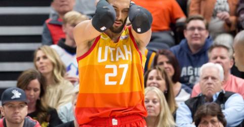 Placeholder - loading - Imagem da notícia NBA suspende temporada após jogador do Utah Jazz ser diagnosticado com coronavírus