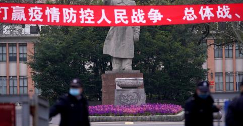 Placeholder - loading - Principal assessor médico da China diz que pandemia acaba em junho se países reagirem