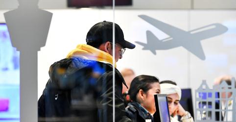 Trump interrompe voos da Europa; alarme global com coronavírus aumenta