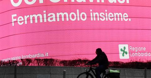 Placeholder - loading - Total de mortes por coronavírus na Itália sobe 23%, para 1.016