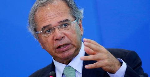 Placeholder - loading - Economia brasileira ainda pode crescer 2,5% em 2020 apesar de crise global, diz Guedes