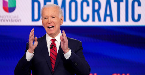 Placeholder - loading - Pré-candidato democrata Biden diz que escolherá uma mulher como vice-presidente