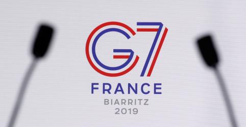 Placeholder - loading - Líderes do G7 prometem fazer o que for preciso para combater vírus e apoiar economias