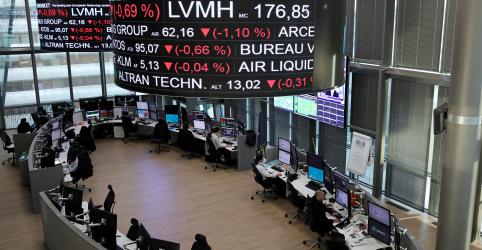 Placeholder - loading - França, Itália e Espanha restringem negociações para conter liquidação