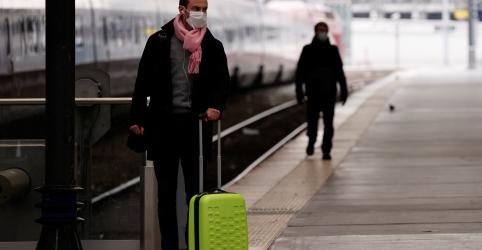 Placeholder - loading - Parisienses vão para o campo antes de entrada em vigor de confinamento por coronavírus