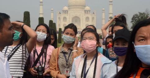 Índia fecha Taj Mahal e Paquistão vê aumento de casos de coronavírus após erros em quarentena
