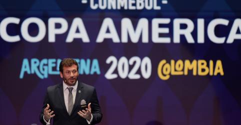 Placeholder - loading - Imagem da notícia Conmebol adia Copa América para 2021 devido a surto de coronavírus