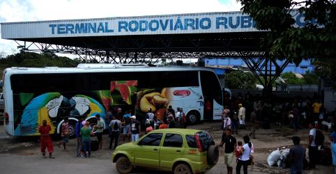 Placeholder - loading - Imagem da notícia Coronavírus derruba demanda por viagens de ônibus e entidade pede ajuda de governos