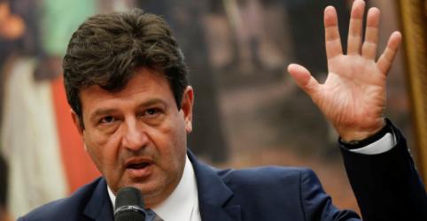 Mandetta critica orientação da OMS e diz que Brasil testará apenas pacientes com sintomas