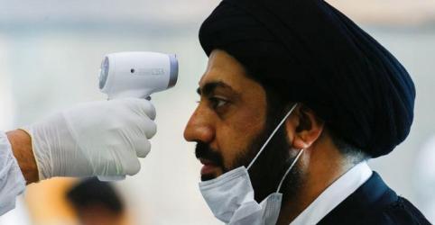 Placeholder - loading - Imagem da notícia Mortes por coronavírus no Irã superam 1.280; 1 pessoa morre a cada 10 minutos