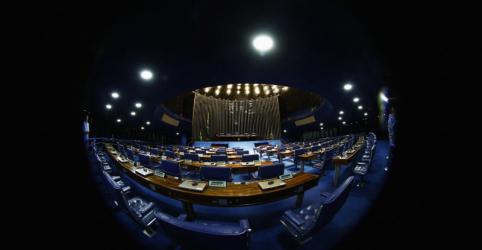 Senado fará sessão remota na sexta-feira para votar decreto sobre calamidade