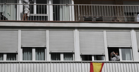 Placeholder - loading - Imagem da notícia Número de mortos por coronavírus na Espanha passa de 1.000