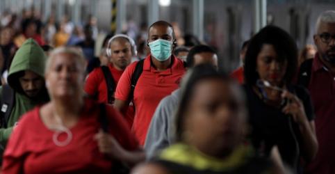 Placeholder - loading - Imagem da notícia Com fim do verão, frio pode agravar surto de coronavírus no Brasil