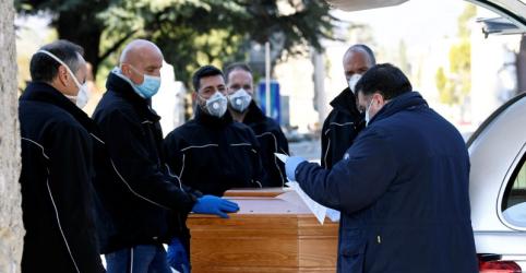 Placeholder - loading - Itália registra 627 novas mortes por coronavírus em um dia; total chega a 4.032