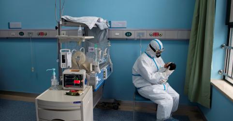 China tem queda em casos de coronavírus, todos importados