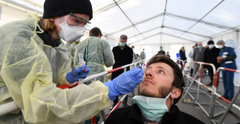 Curva de infecções da Alemanha pode estar se estabilizando, diz autoridade