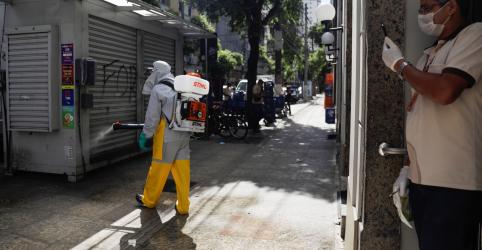 Placeholder - loading - Brasil tem 34 mortes por novo coronavírus; total de casos vai a 1.891