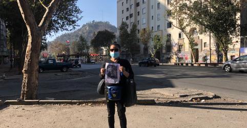 Placeholder - loading - Coronavírus derruba protestos no Chile: 'Primeiro precisamos ficar vivos'