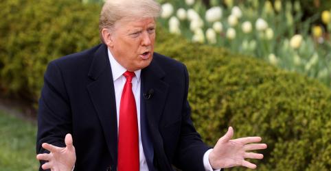 Placeholder - loading - Trump quer reativar economia até a Páscoa apesar de propagação do coronavírus