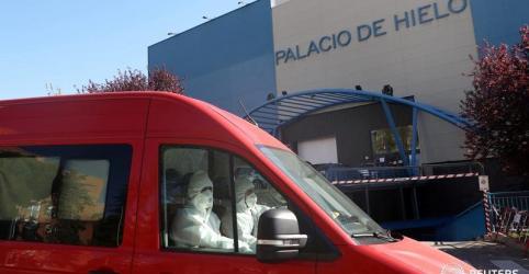 Placeholder - loading - Mortes por coronavírus na Espanha ultrapassam 4 mil